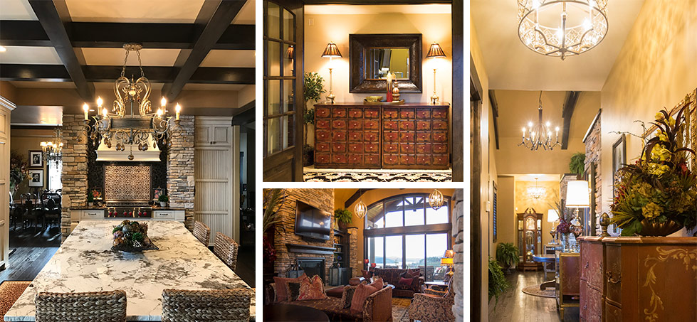 Interior Design by Lisa K. Hays Coeur d'Alene, ID