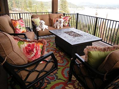 About Lisa K Hays Interior Designer Coeur dAlene Idaho Interior